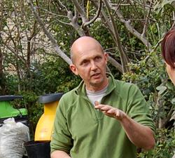 Christian Lanthelme - consultant jardin & espace vert - maître composteur