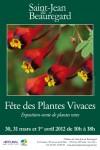 Fête des Plantes Vivaces - Saint Jean de Beauregard