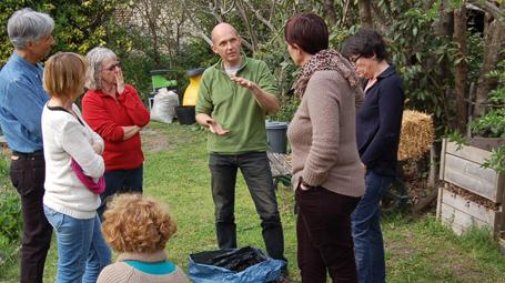 animation compost Semaine nationale du compostage de proximité